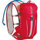 CamelBak Octane 10 Trinkrucksack Crimson Red/Lime Punch